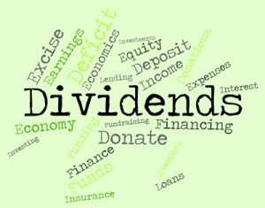 FFJ Portfolio - Monthly Dividend Income