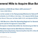 GIS - Terms of Blue Buffalo Acquisition