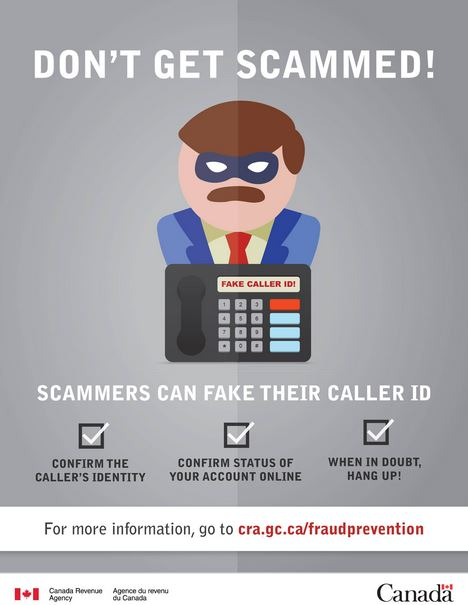 Don't Get Scammed
