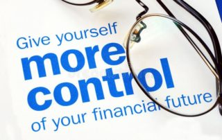 Control Over Financial Future