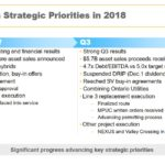 ENB - Progress on Strategic Priorities Q3 2018