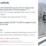 CNR - FY2019 Financial Outlook