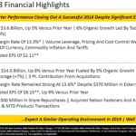 SWK - Q4 and FY2018 Financial Highlights