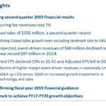 BR - Q2 2019 Highlights