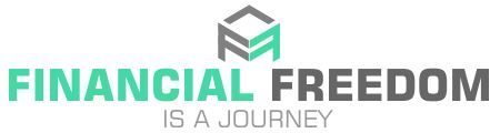 Financial Freedom Is A Journey Logo