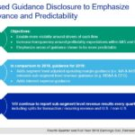 MCO - Revised Guidance Disclosure