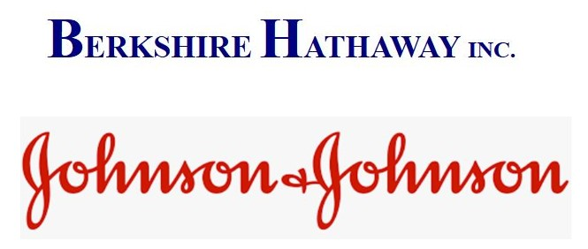 Berkshire Hathaway Inc. and Johnson & Johnson - Recent Purchases