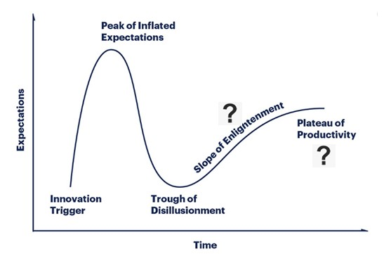 Hype Cycle - Hype vs Reality