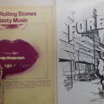 Foreigner Stones Bootlegs