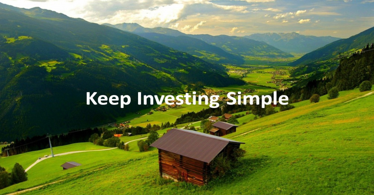 13 Thoughts To Keep Investing Simple