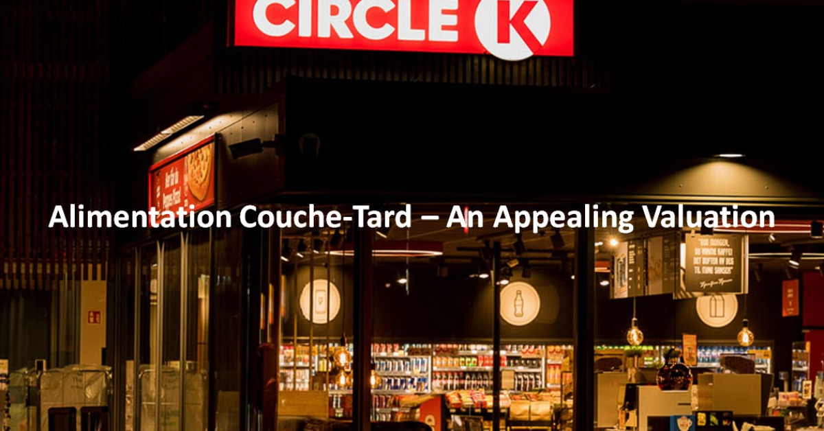 Alimentation Couche-Tard - An Appealing Valuation