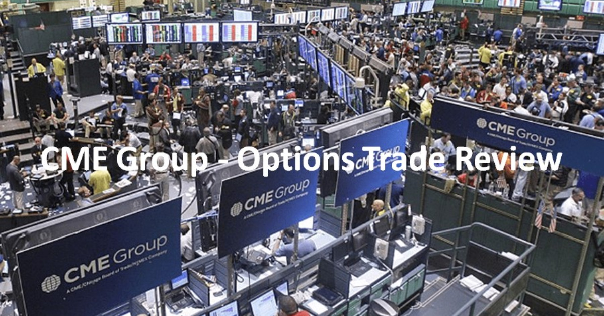CME Group - Options Trade Review