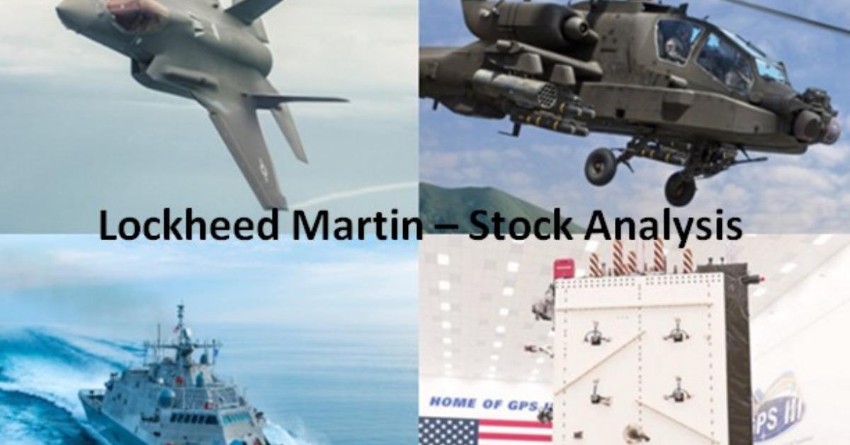 Lockheed Martin - Stock Analysis Update