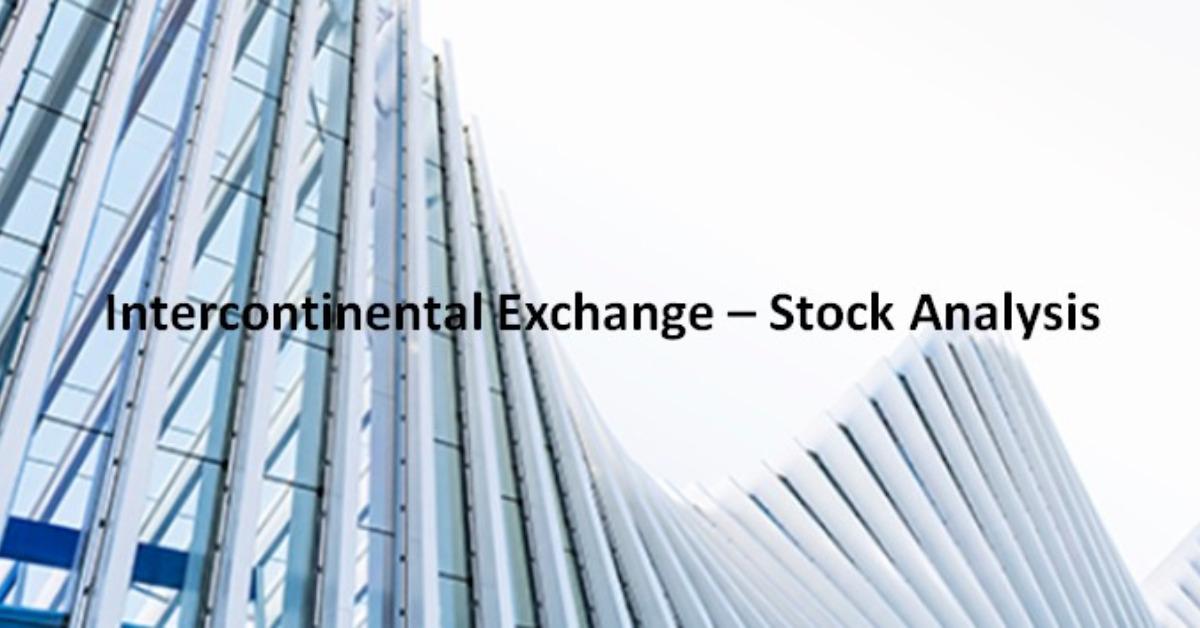 Intercontinental Exchange – Stock Analysis