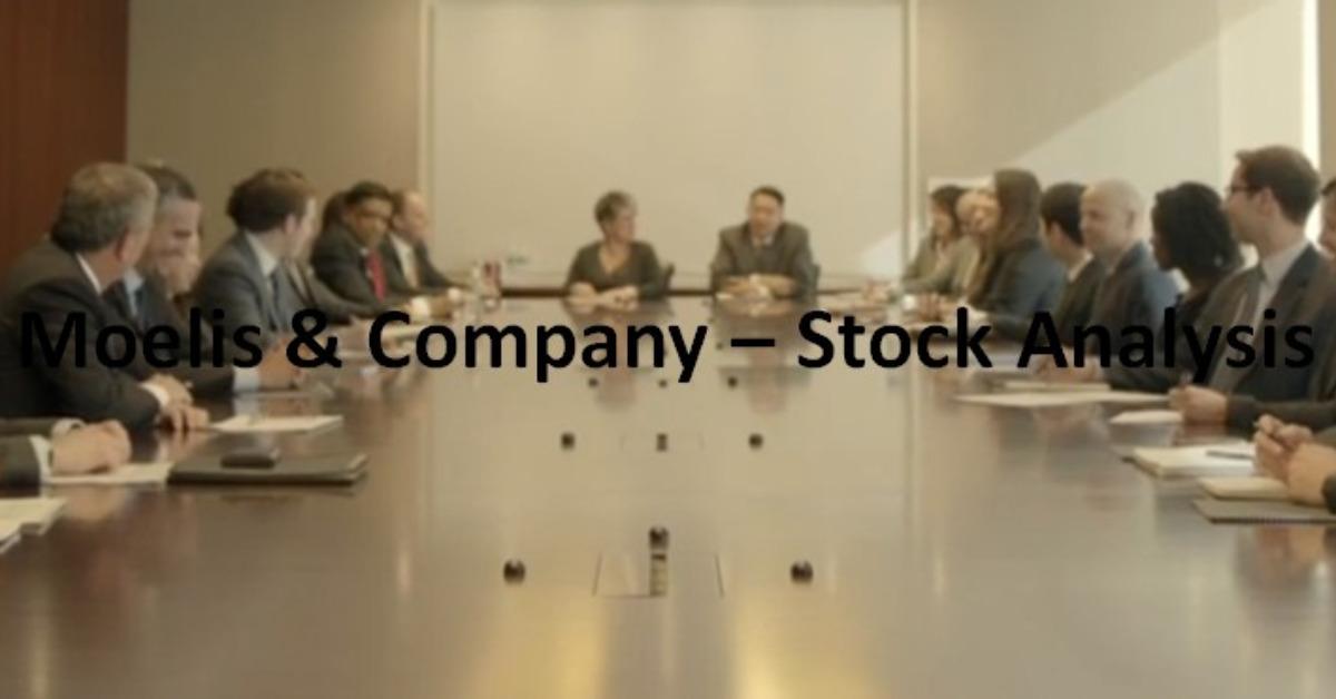 Moelis - Stock Analysis